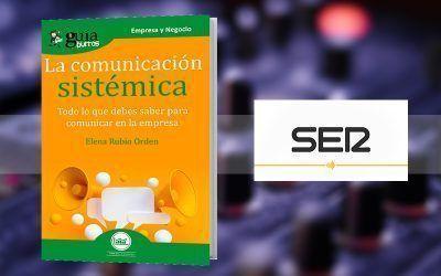Elena Rubio habla de su libro en La Ser Guadalajara