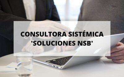 ¿Conoces la Consultora Sistémica 'Soluciones NSB'?